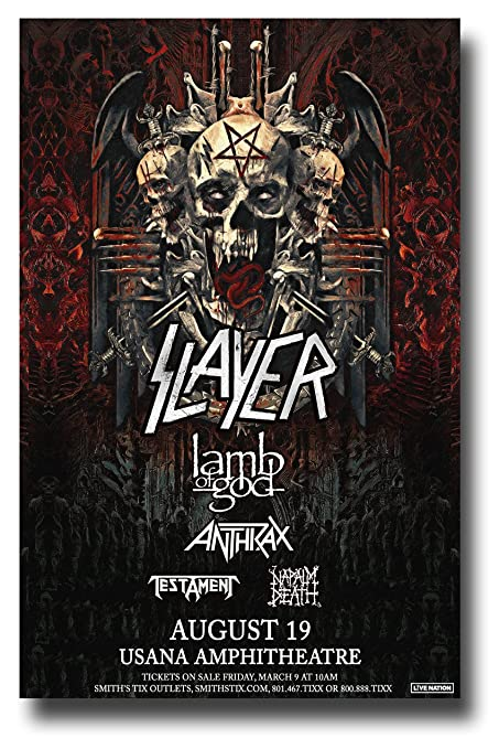 Image result for slayer 2018 poster