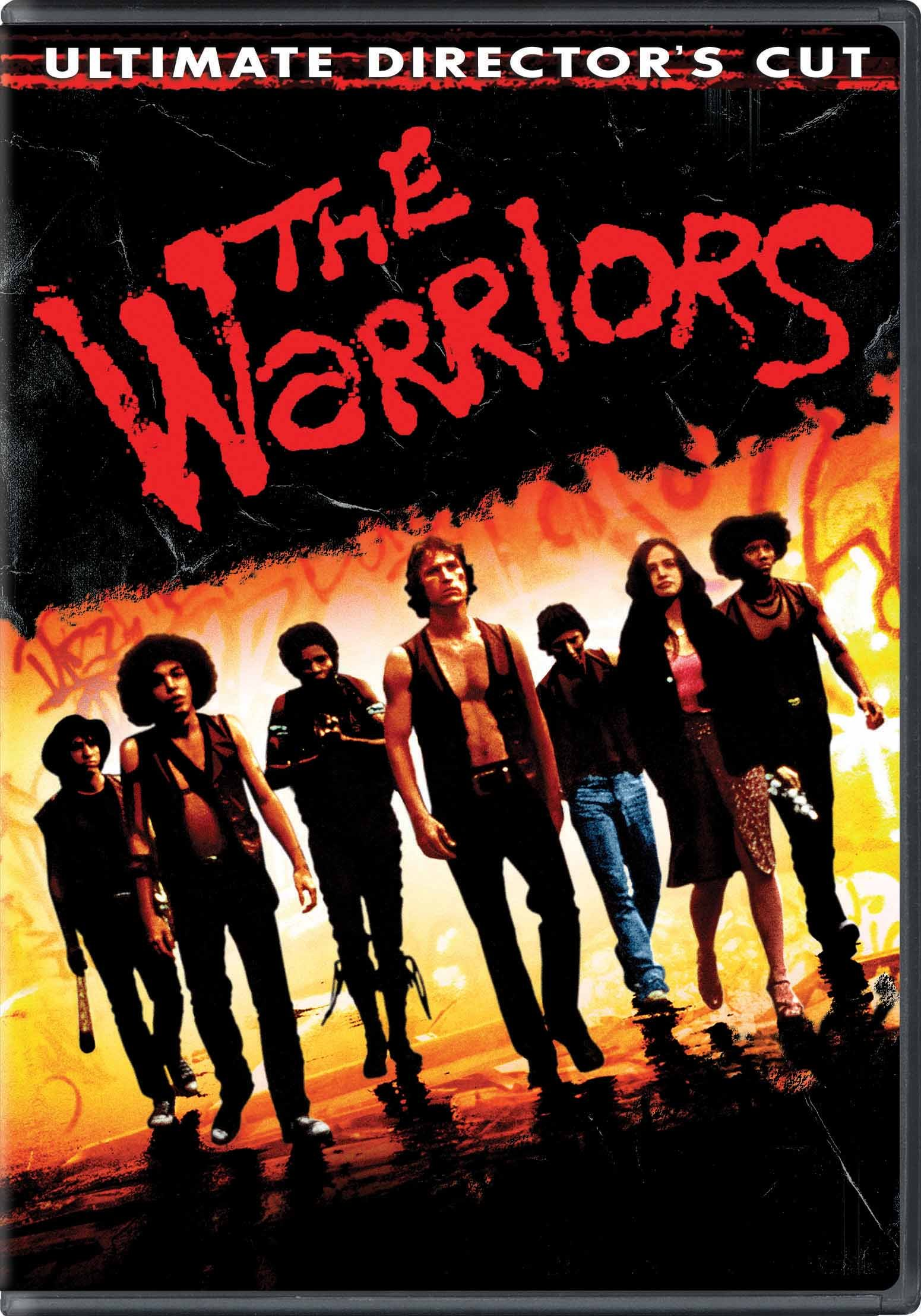 DVD : The Warriors (Director's Cut / Edition, Widescreen, Dolby, , Dubbed)