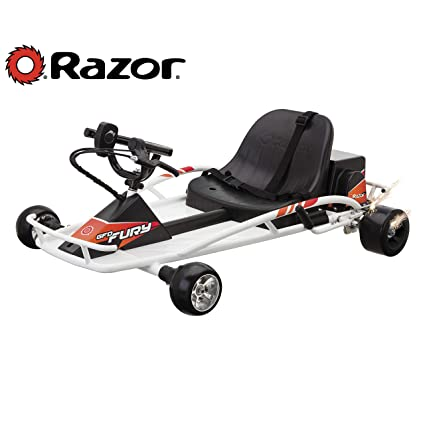 Amazon.com: Razor Ground Force Drifter Fury Ride-On: Sports ...
