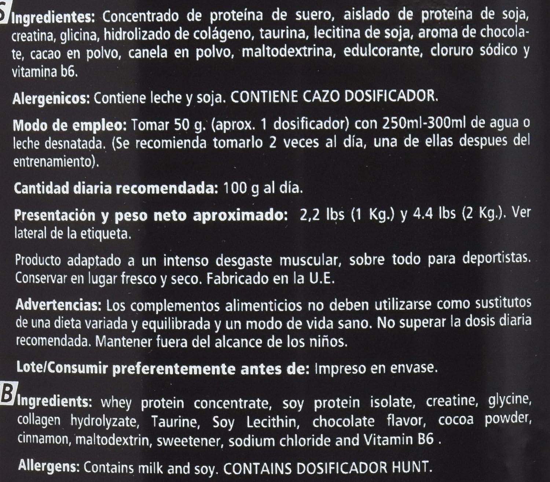 WD Proteina, brownie - 1000 gr: Amazon.es: Salud y cuidado ...