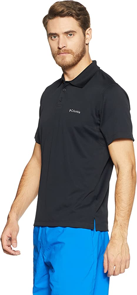 Columbia Mens New Utilizer Polo, Black, Small: Amazon.es: Ropa y ...