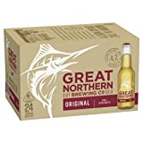 Great Northern Original Lager Beer Case 24 x 330mL Bottles