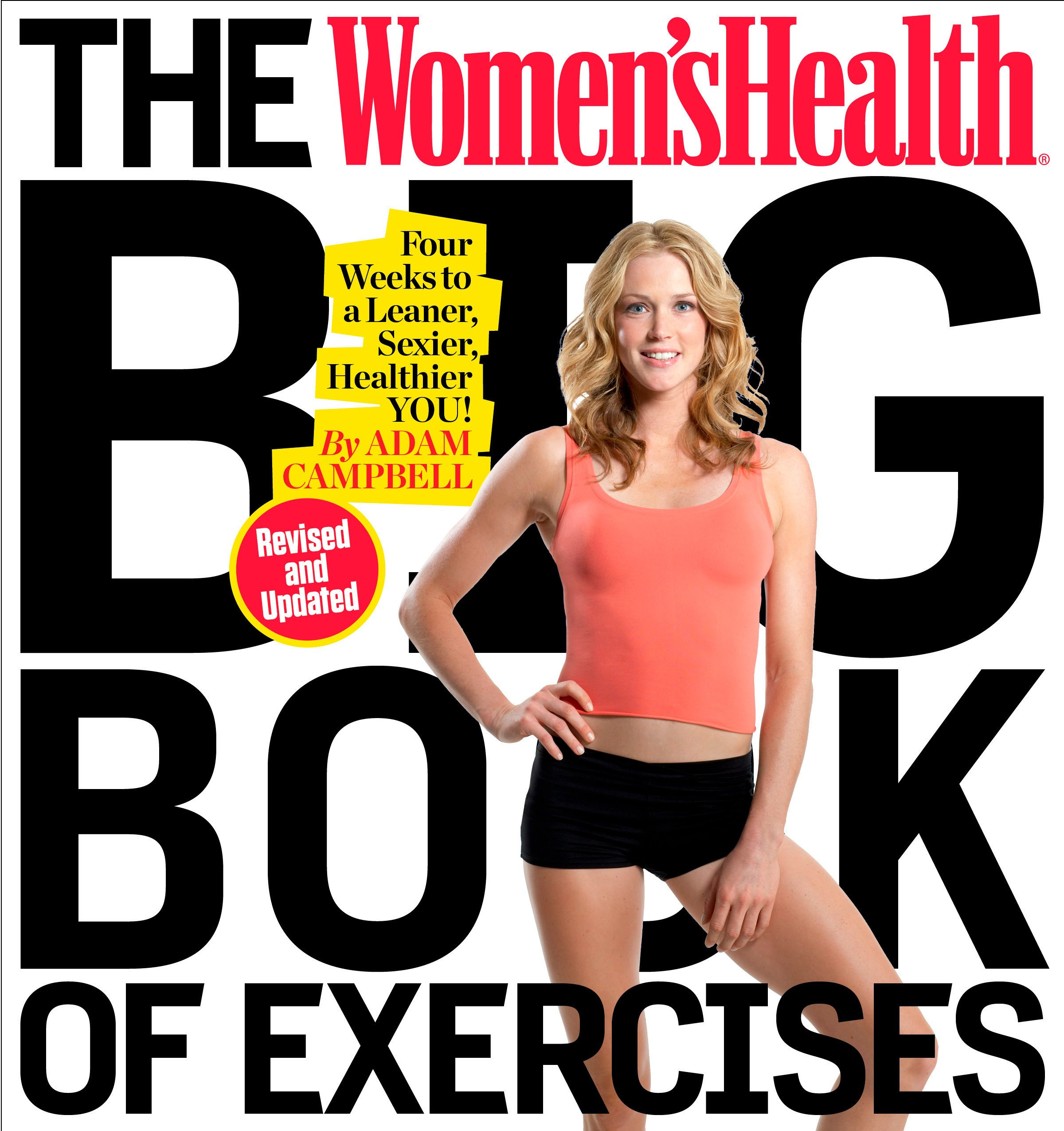Womens Health Big Book Exercises product image