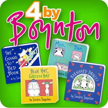 The Sandra Boynton Collection - Best-selling Interactive Stories for  Preschoolers