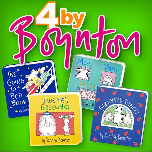 The Sandra Boynton Collection - Best-selling Interactive Stories for Preschoolers