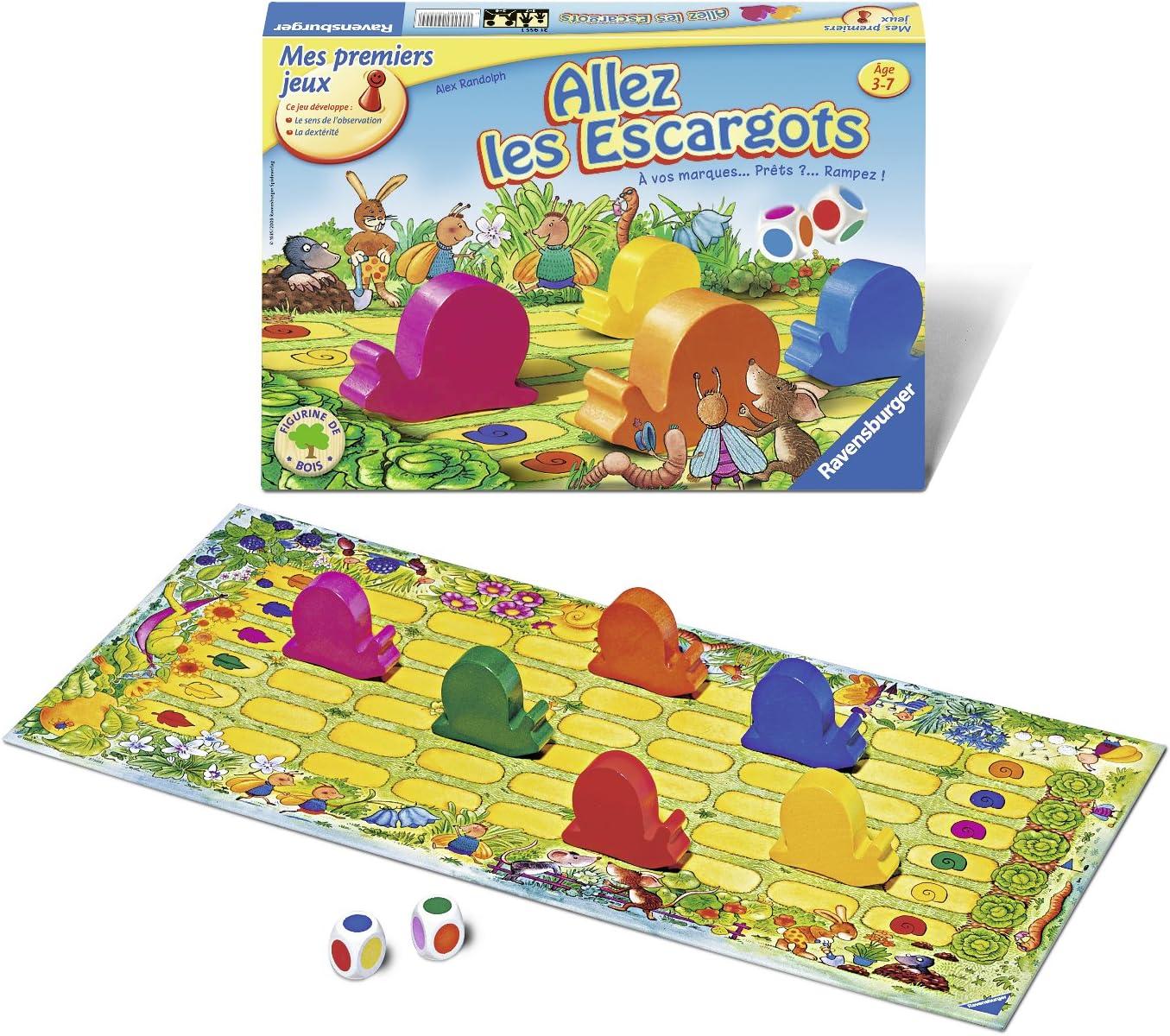Ravensburger - Juego de Tablero, 2 a 6 Jugadores (21955) (versión en francés): Amazon.es: Juguetes y juegos