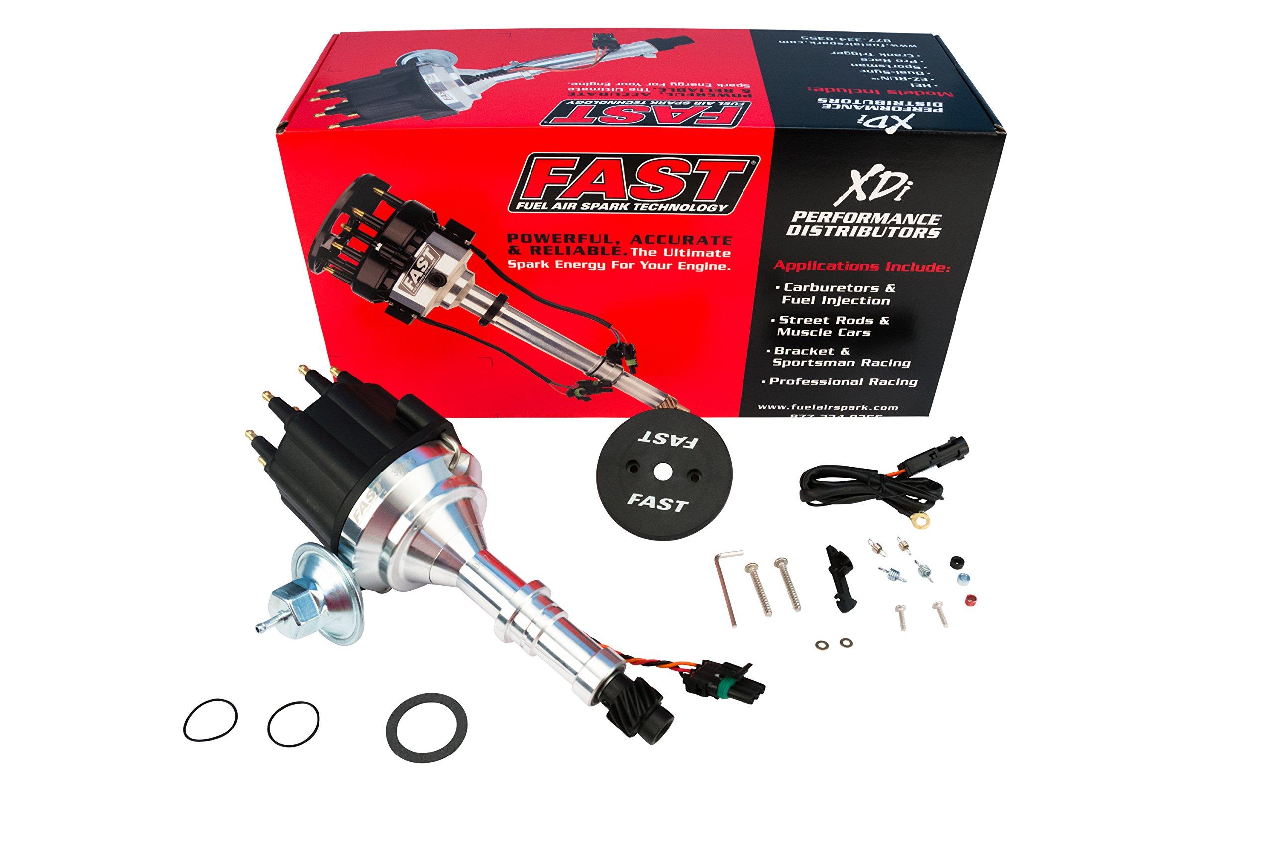 Fast 306020 XDI EZ-Run DistributorBuick V8 400-455 by FAST (Image #2)