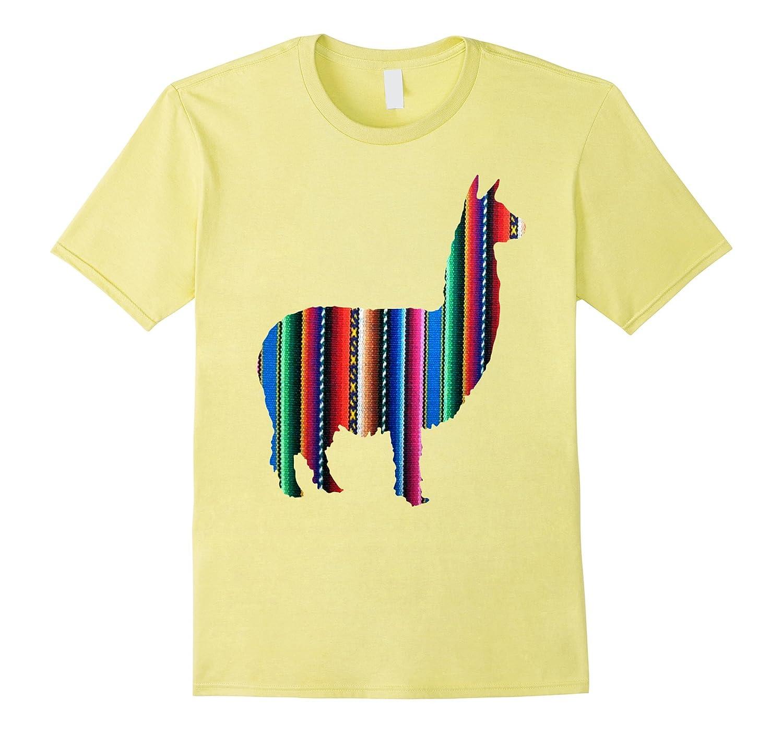 Inca Textiles Llama T-Shirt-TD