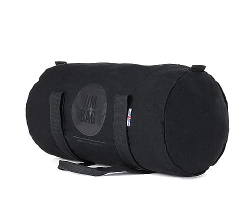 2f5c16e486 Black Barrel Bag  Amazon.co.uk  Shoes   Bags