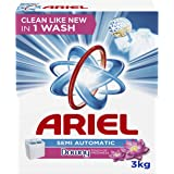 Ariel Powder Laundry Detergent, Touch Of Downy Freshness, 3 KG
