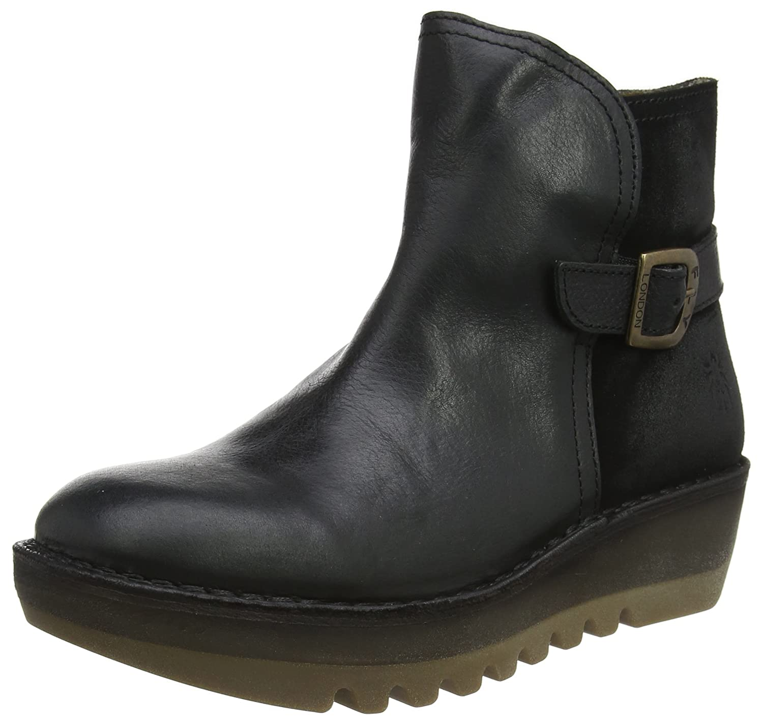 Fly London Josi956fly, Botas Para Mujer39 EU|Negro (Black)