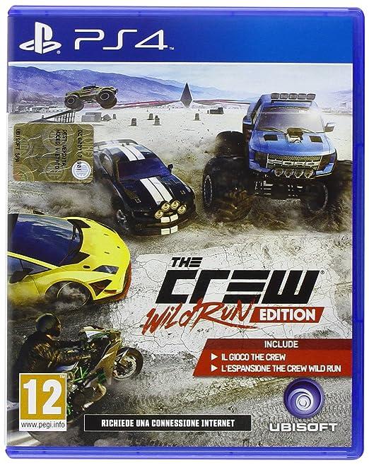 3 opinioni per The Crew- Wild Run Edition- PlayStation 4