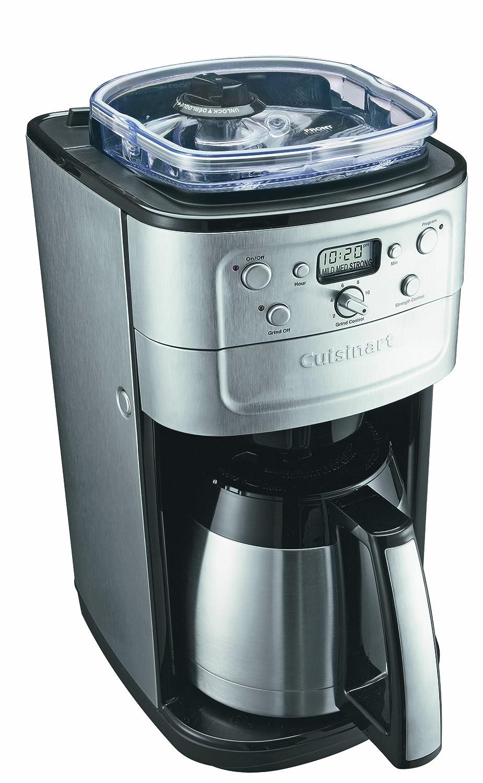 Coffee Machine Deals Amazoncom Cuisinart Grind Brew Plus Coffee Machine Dgb900bcu