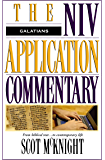 Galatians (The NIV Application Commentary Book 9)