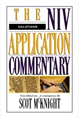 Galatians (The NIV Application Commentary Book 9) Kindle Edition