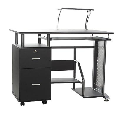 Bon OneSpace Rothmin Computer Desk Storage Cabinet