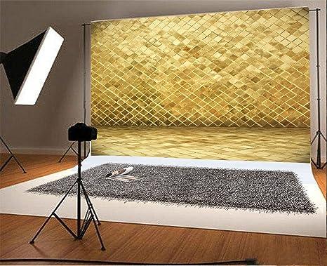 Aaloolaa 2.7 x 1.8 m vinile fondale fotografico glitter e twinkle
