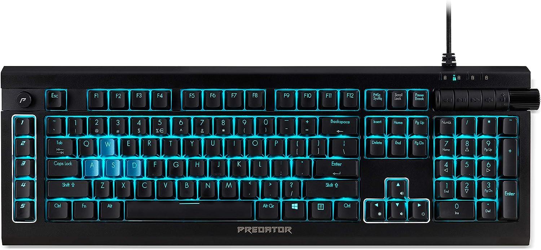 Acer Predator Aethon 500 USB QWERTY Negro - Teclado ...