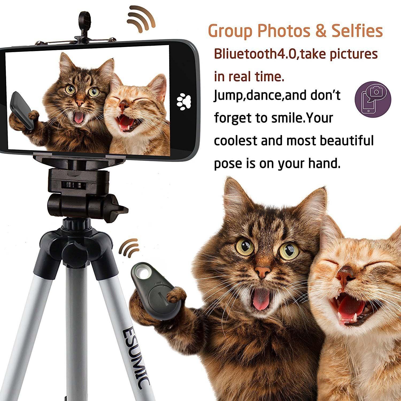 Wireless Key Finder | Spy GPS Tracker Smart Finder Bluetooth Locator Wireless Anti Lost Alarm Sensor For Key Wallet Car Kids Pets Dog Cat Child Bag Phone Located Selfie Shutter - 2 pack by ME Superb