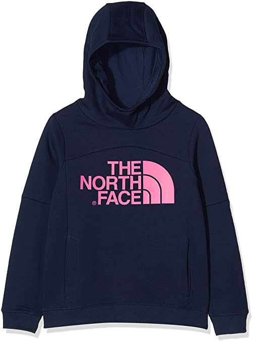 The North Face G Drew Peak Sudadera, Unisex Niños, Montague Blue ...