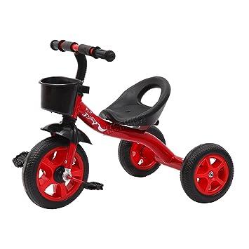 Foxhunter Playzone Childrens Trike Child Tricycle 3 Wheeler Bike