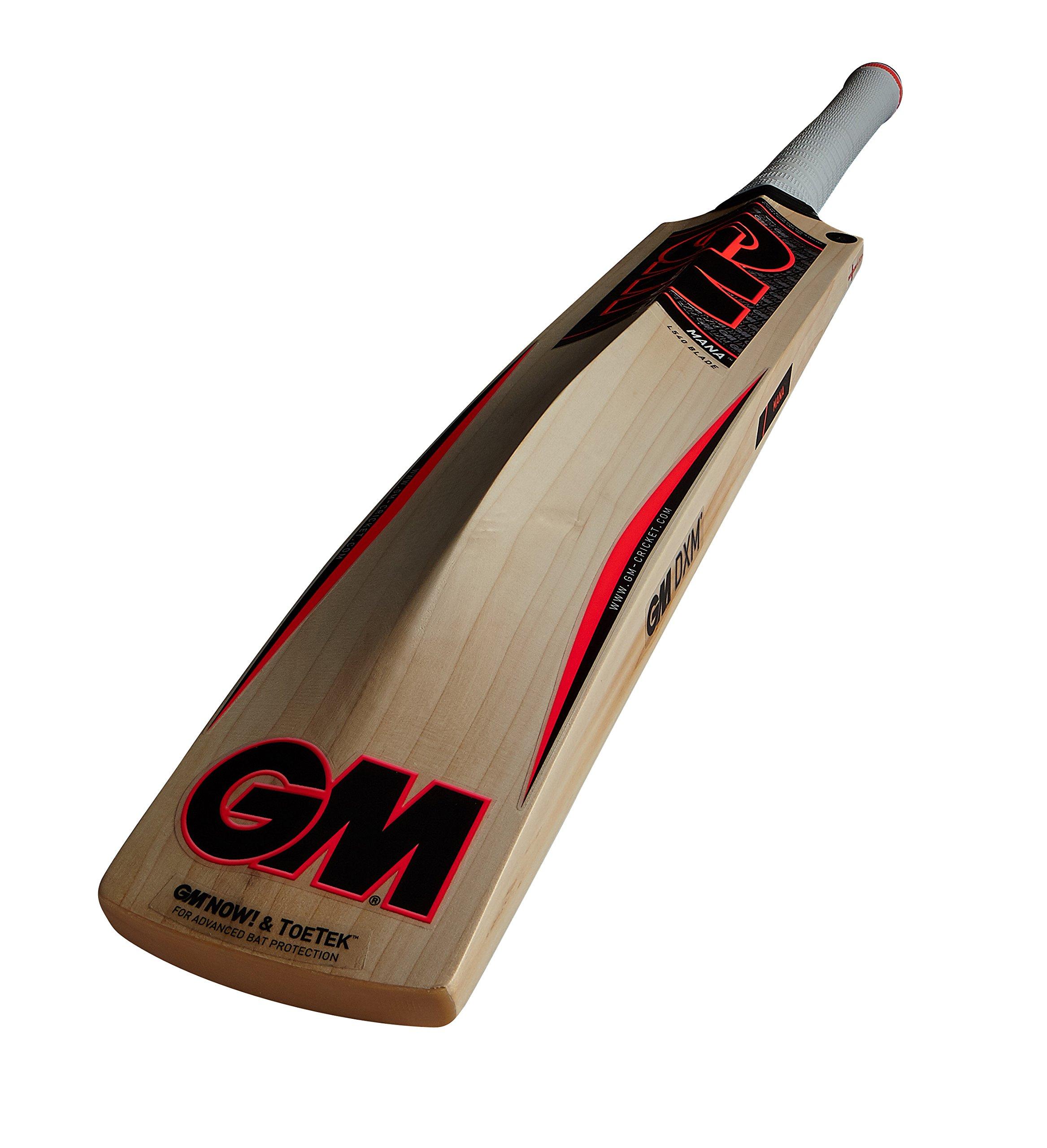 Gunn & Moore GM Mand DXM 606 Cricket Bat, Short Handle