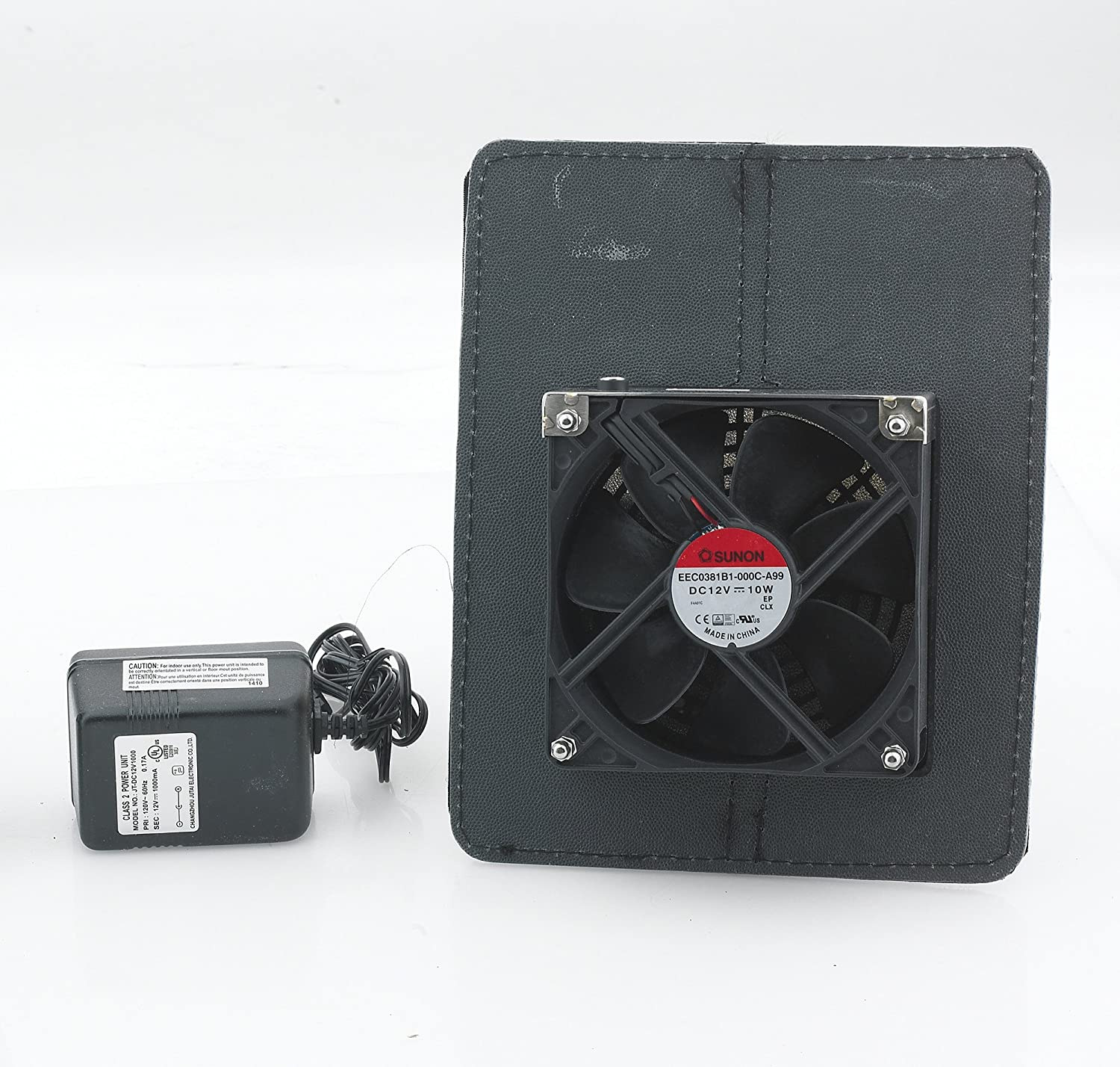 CarCapsule CC14F 14 Indoor Premium CarCapsule with Improved HD Fan and Improved Charcoal Filter