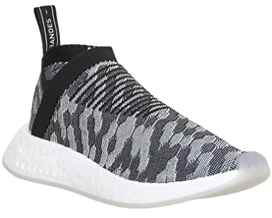94d82bc13 adidas - NMD CS2 Primeknit Women Core Blackwonder Pink - BY9312 - Color   White-