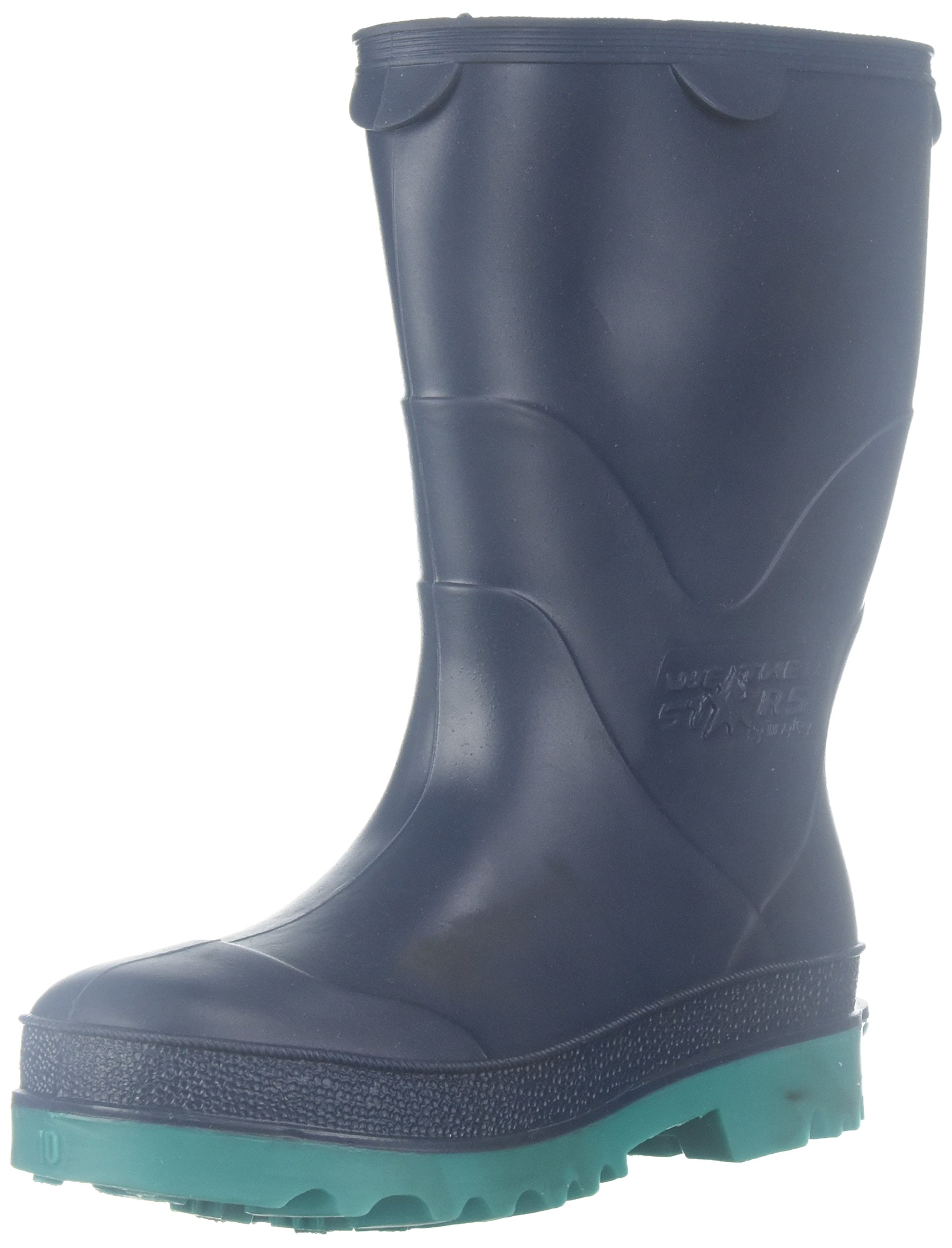 STORMTRACKS 11668.10 Child's Boot, Size 10, Blue/Green