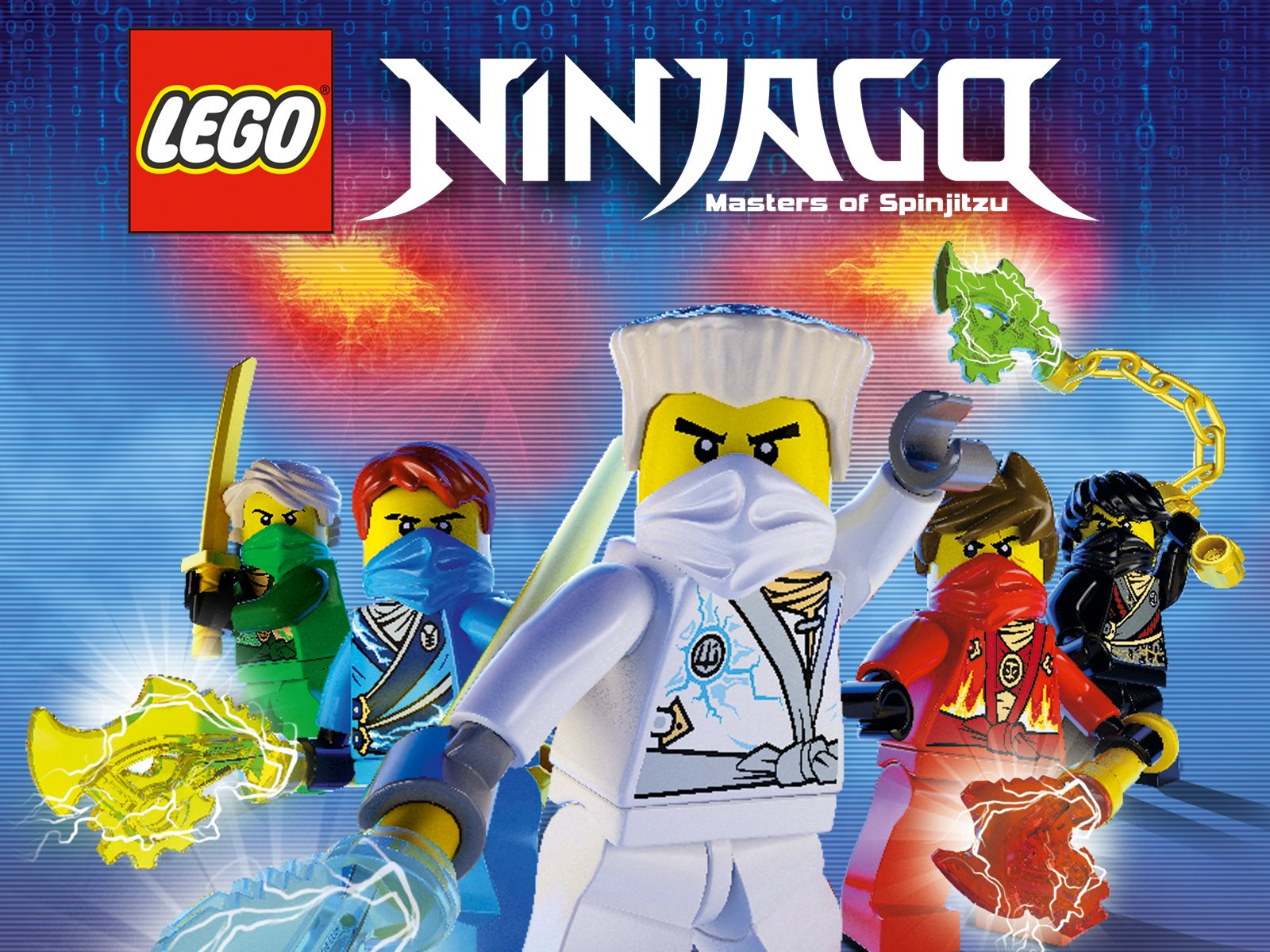 Amazon com: Watch Lego Ninjago: Masters of Spinjitzu