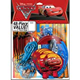 Disney Cars 2 48pc Party Favor Pack