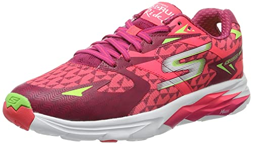 Scarpe Go Sportive Outdoor Skechers Rosso Da Run 5 Donna Ride aIwHB4qS