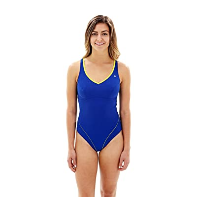 .com : Aqua Sphere Women's Chloe Swimsuit : Athletic One Piece Swimsuits : Clothing