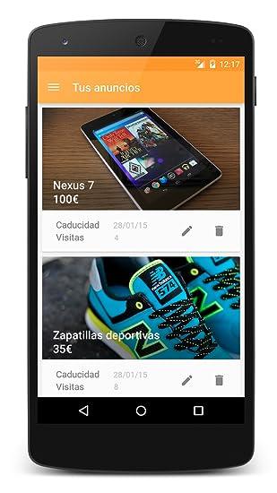 Amazon.com: segundamano.es: Appstore for Android
