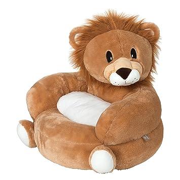 Amazon.com: Trend Lab peluche silla de los niños, León ...