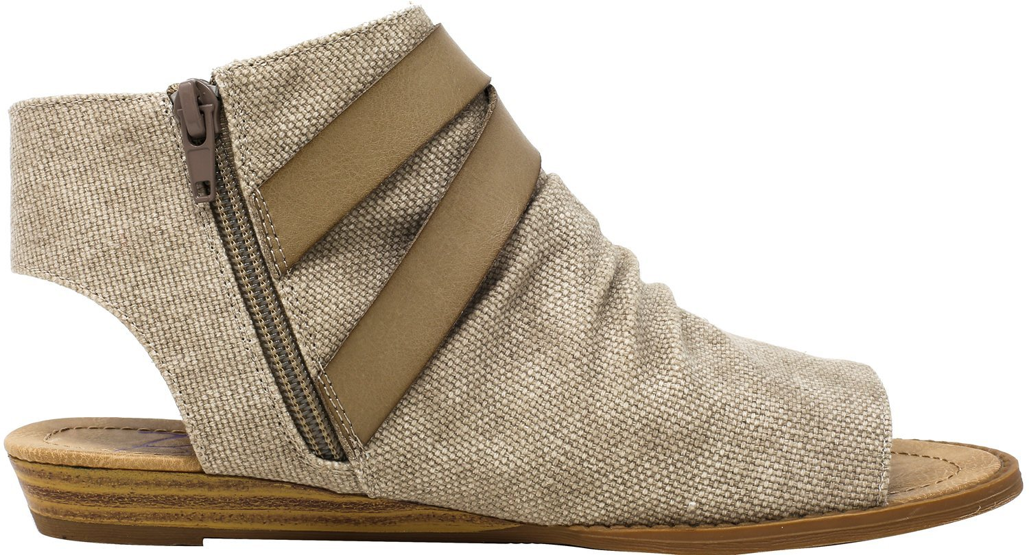 Blowfish Women's Balla B07FBWQTXZ 41-42 M EU / 11 B(M) US|Light Taupe Rancher Canvas