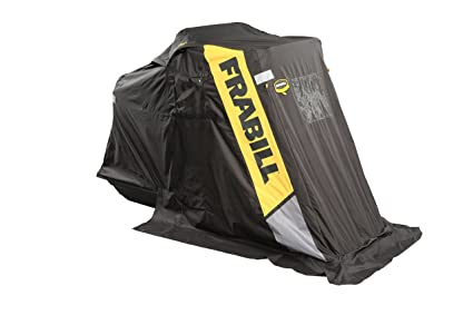 Amazon com : Frabill Recon DLX Ice Shelter, Black : Sports & Outdoors