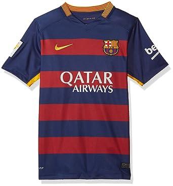 1c0bd6c15d Camiseta de f uacute tbol del FC Barcelona para ni ntilde o
