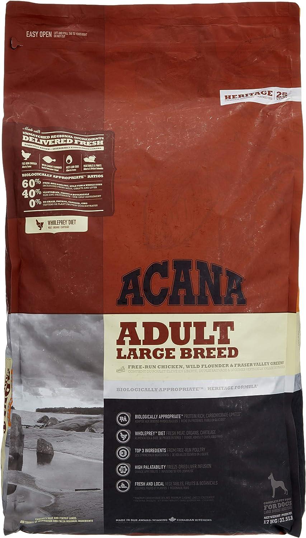 Acana Adult Large Breed Comida para Perros 17 Kg