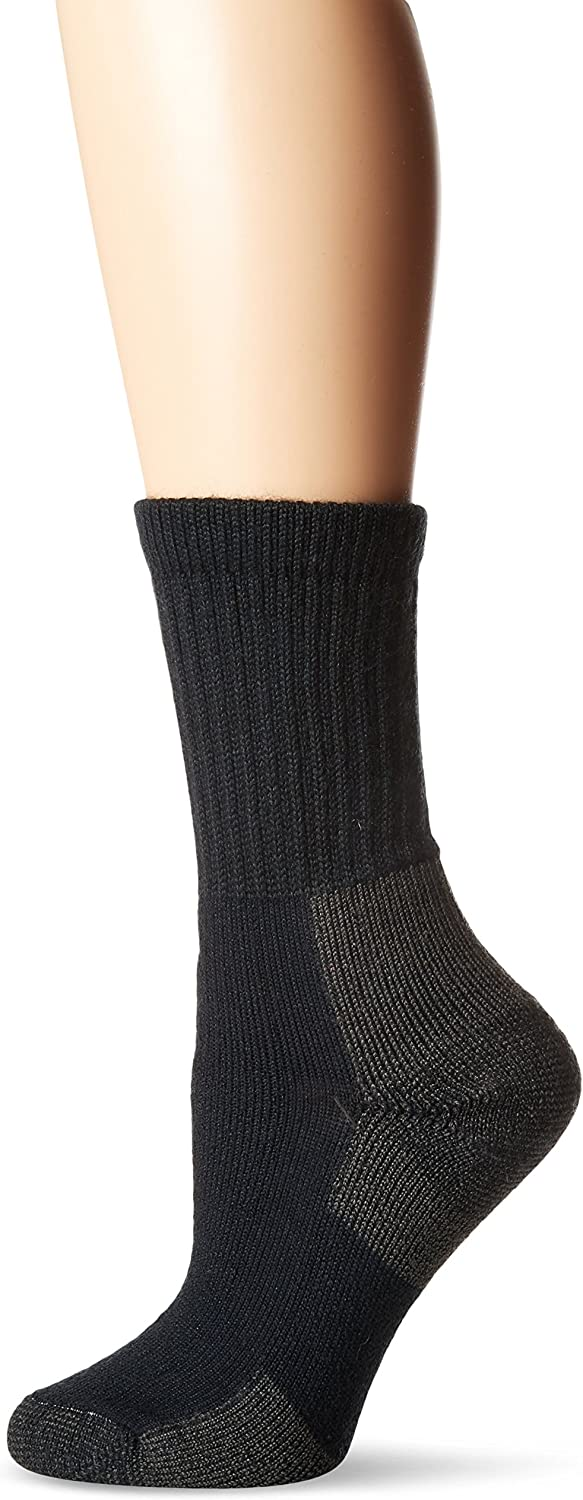 Thorlos Women's  KX Hiking Thick Padded Crew Sock