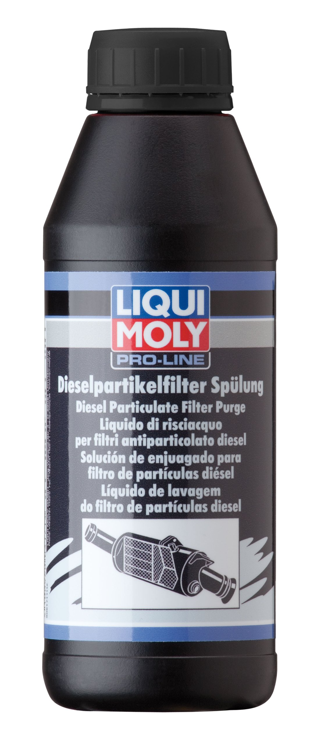 Liqui Moly 5171 Diesel Particulate Filter Purge Fluid - 500 ml by Liqui Moly