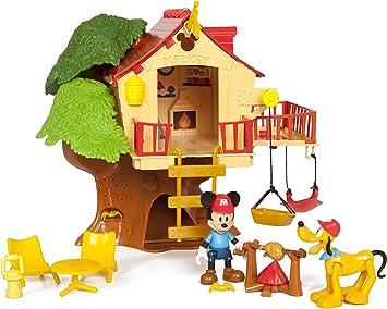 IMC Toys - Aventura en la casa del arbol Mickey (181892): Amazon.es: Juguetes y juegos