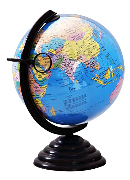 360 Degree World Map.Globus 1001 M World Globe 360 Degree Globe World Map World