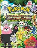 Pokemon Alola Region Sticker Book