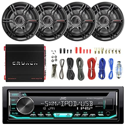 Amazon.com: JVC KDR690S Car Stereo CD Player Receiver ...