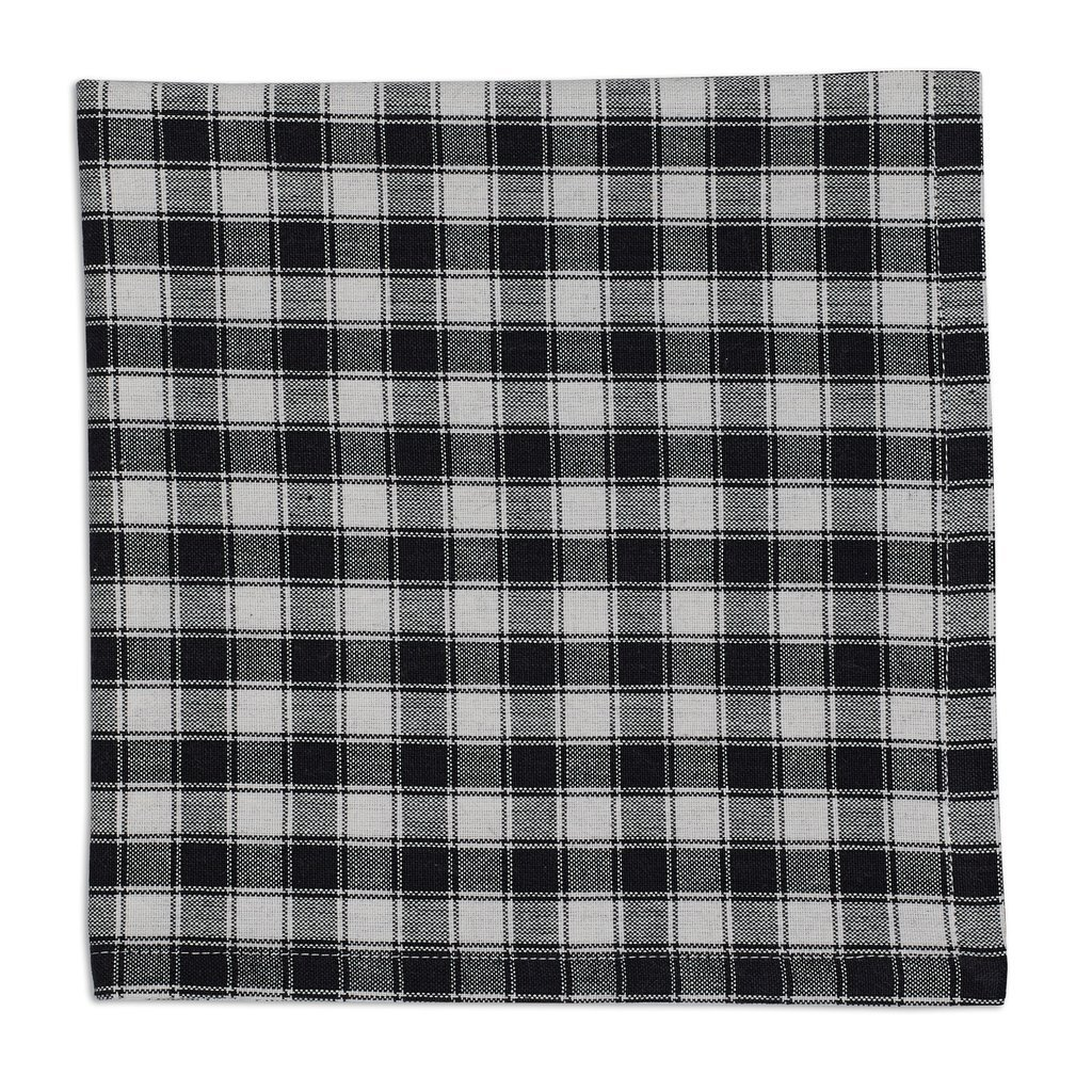 Heart of America French Check Napkin - 6 Pieces
