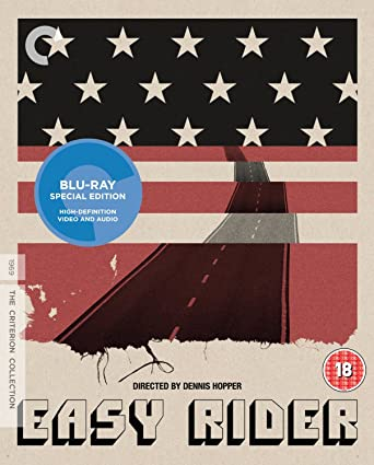 Amazon Easy Rider Criterion Collection Blu Ray 1969