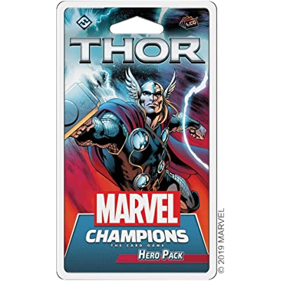 Fantasy Flight Games Marvel Champions: Thor Hero Pack (MC06en): Toys & Games