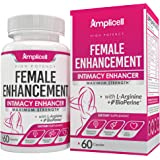 Female Enhancement (60caps) - Performance Enhancer for Women - Testosterone Hormone Balance for Women - Intimacy & Mood Suppo