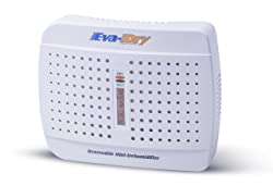 The Eva-Dry E-333 Renewable Mini Dehumidifier